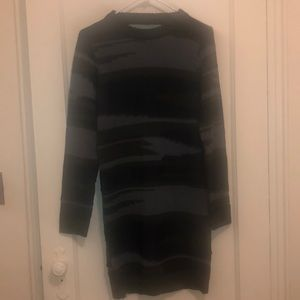 CAMO Sweater DRESS